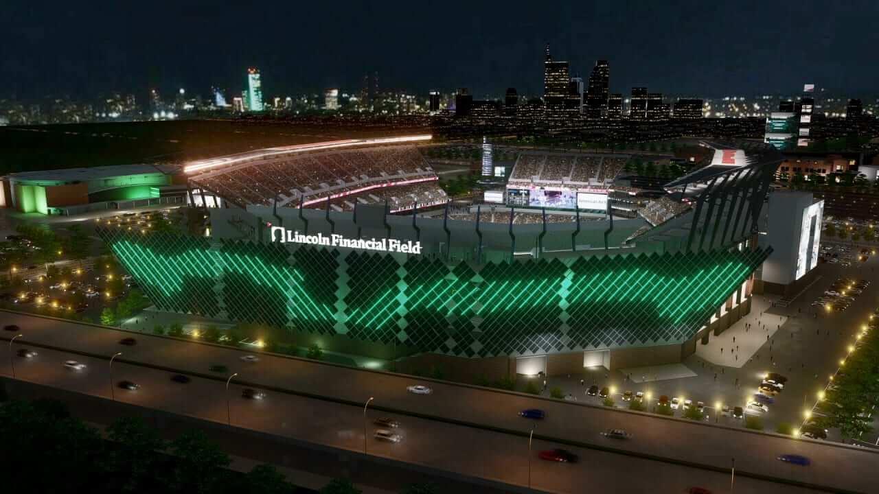 Lincoln Stadium