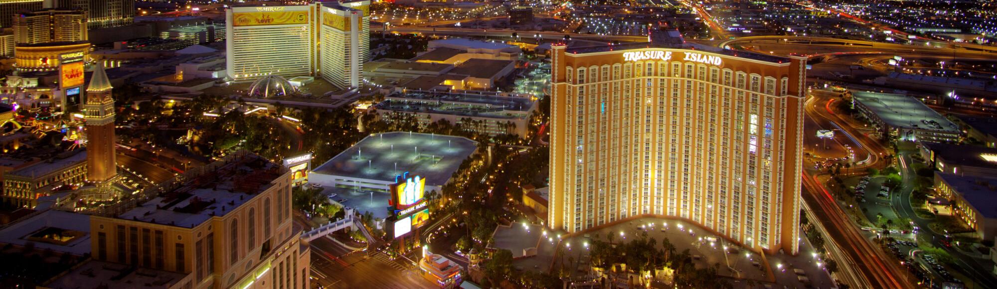 Las Vegas Uitzicht CS