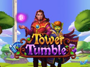 Tower Tumble side logo review