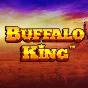 Buffalo King logo achtergrond