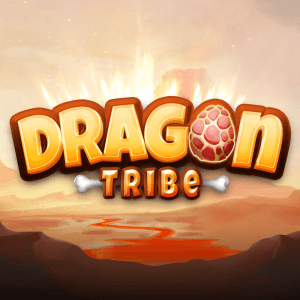 Dragon Tribe logo achtergrond