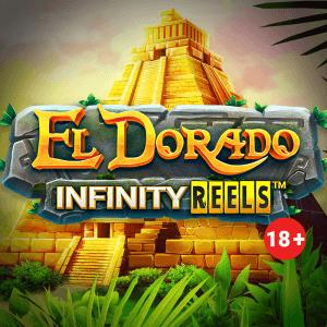 El Dorado Infinity Reels logo achtergrond