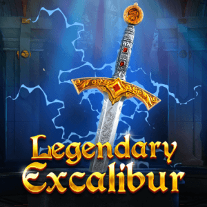 Legendary Excalibur logo review