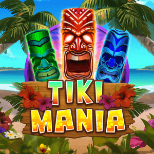 Tiki Mania logo review