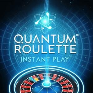 Quantum roulette logo achtergrond