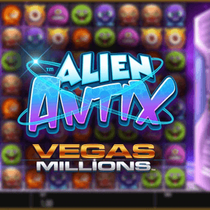 Alien Antix logo review