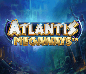 Atlantis Megaways logo achtergrond