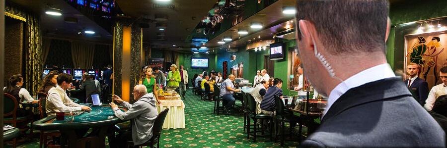 Beveiliging Casino CS 2