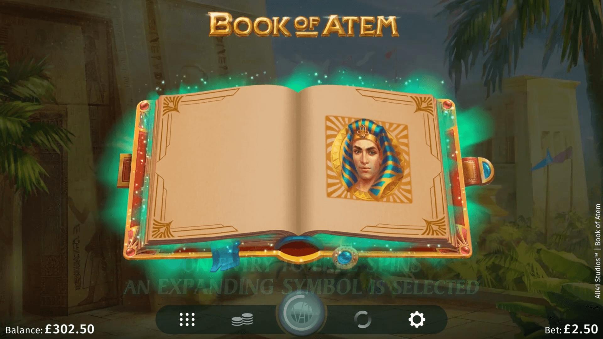 Book of Atem CS