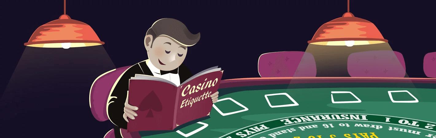 Casino Etiquette 1