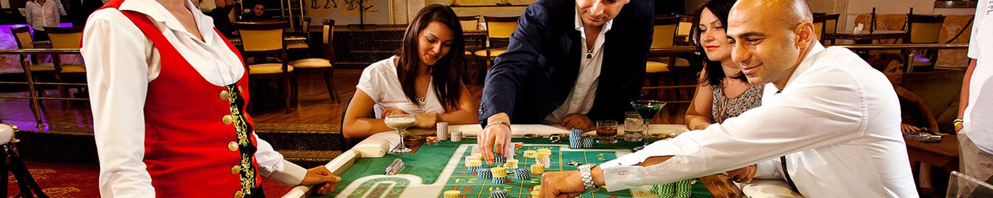 Casino Etiquette 2