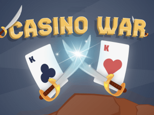 Casino War logo review