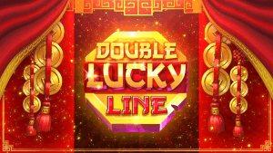 Double Lucky Line logo review