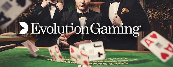 Evolution Gaming Speed Blackjack
