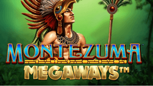 Montezuma Megaways side logo review
