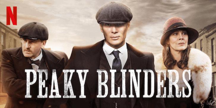 Pragmatic Play in bezit van rechten Netflix hit Peaky Blinders