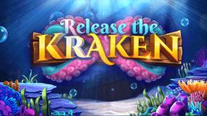 Release The Kraken logo achtergrond