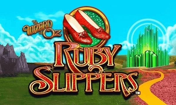 Ruby Slippers 1 cent gokkast