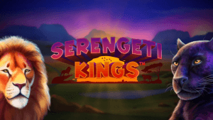 Serengeti Kings logo review