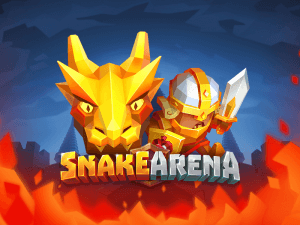 Snake Arena logo review