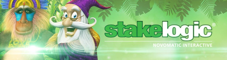 Stakelogic gokkasten
