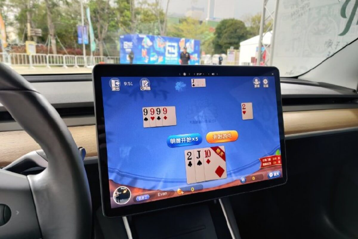 Tesla Poker CS