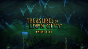Treasures Of Lion City logo review