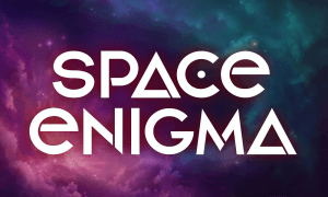 Space Enigma logo review