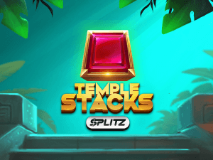 Temple Stacks logo achtergrond