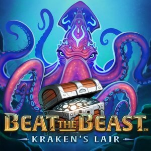 Beat The Beast: Kraken's Lair logo review