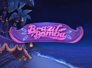 Brazil Bomba logo achtergrond