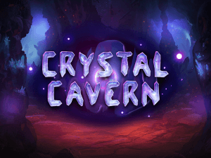Crystal Cavern logo review