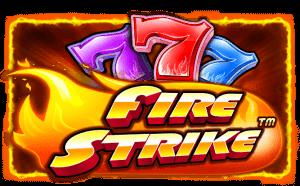 Fire Strike logo achtergrond