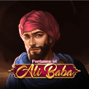 Fortunes Of Ali Baba logo achtergrond
