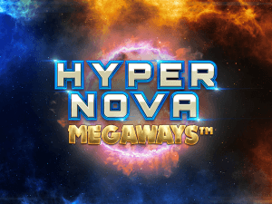 Hypernova Megaways side logo review