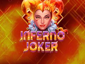 Inferno Joker logo achtergrond