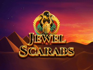 Jewel Scarabs logo review