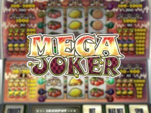 Mega Joker logo review