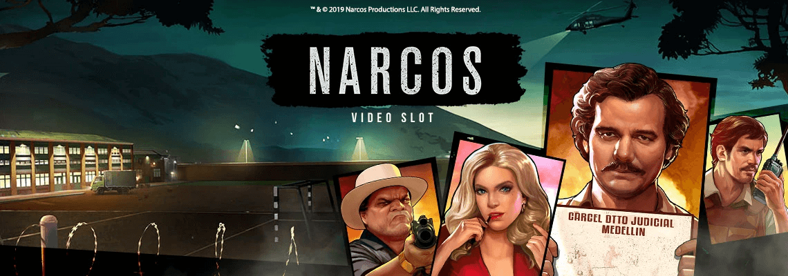 Narcos Gokkasten CS