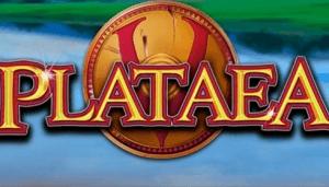 Plataea logo achtergrond