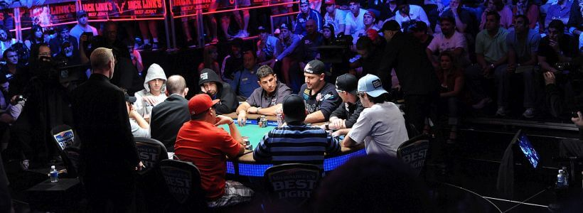 Poker Tournament CS 1