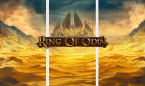 Ring Of Odin logo achtergrond