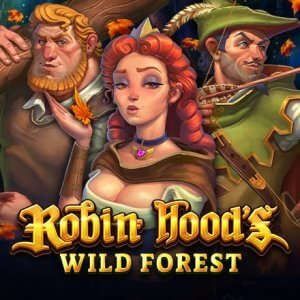 Robin Hood's Wild Forest logo review