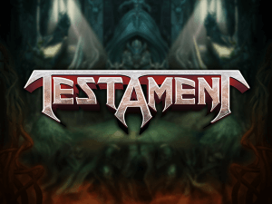 Testament logo review
