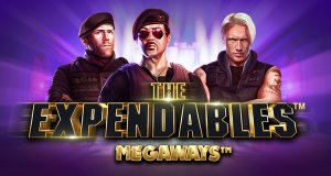 The Expendables Megaways logo review
