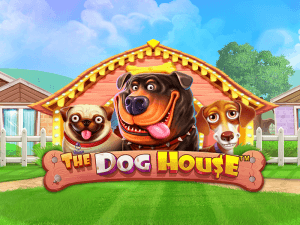 The Dog House logo achtergrond