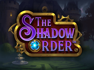 The Shadow Order logo achtergrond