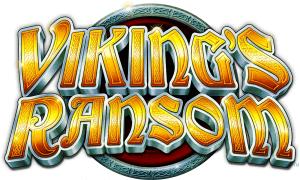 Viking's Ransom logo achtergrond