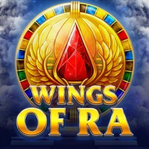 Wings Of Ra logo achtergrond