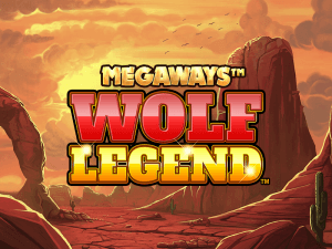 Wolf Legend Megaways logo review